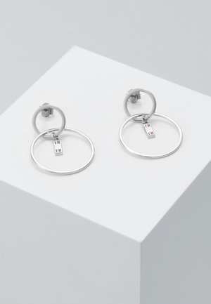 DRESSEDUP - Pendientes - silver-coloured