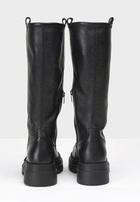 Inuovo - Platform boots - black blk - 3