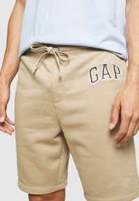 GAP - ARCH  - Tracksuit bottoms - beige - 3