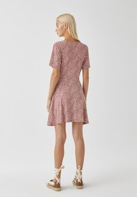 PULL&BEAR - Day dress - orange - 2