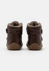 Froddo - MINNI WINTER SHOES SLIM FIT UNISEX - Dětské boty - dark brown - 2