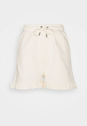 RUBINE MASCH - Shorts - white cream