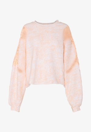 SUN AND DONE  - Sweatshirt - orange