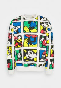 LEVI'S X DISNEY MICKEY AND FRIENDS CREW NECK - Sweatshirt - marshmallow