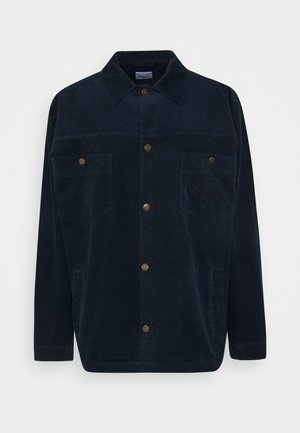 SIGNATURE JACKET - Shirt - navy