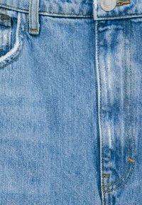 PULL&BEAR - Jeans Straight Leg - mottled blue - 7
