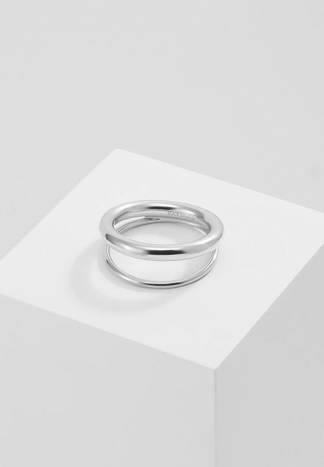 OFFSET - Anello - silver