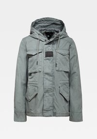 G-Star - FIELD - Light jacket - lt building gd - 3