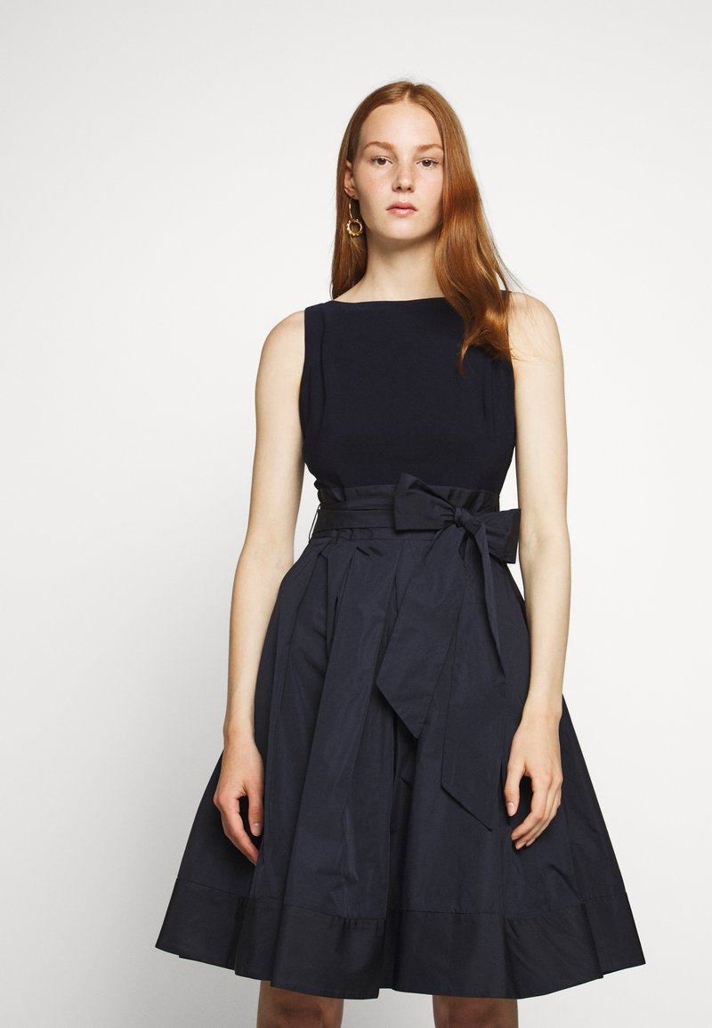 Lauren Ralph Lauren - MEMORY DRESS COMBO - Cocktail dress / Party dress - lighthouse navy