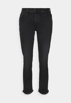 ASHER LUXE VINTAGE ANY TIME - Slim fit jeans - black