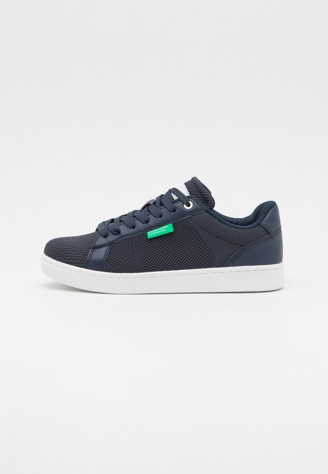 LABEL - Sneakers basse - navy/white