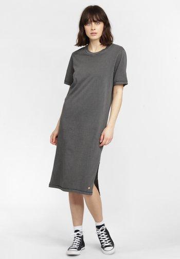 RE-ISSUE - Jersey dress - schwarz