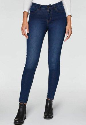 SKINNY - Jeans Skinny Fit - blu