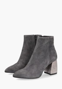 Thea Mika - Classic ankle boots - piombo - 3