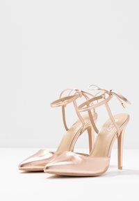 BEBO - RIHANNA - High Heel Pumps - rose gold - 4