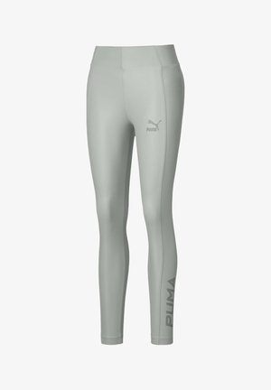 Leggings - sky gray