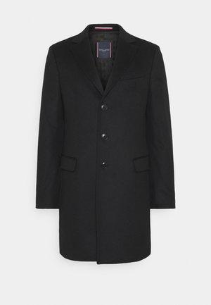 BLEND COAT - Płaszcz wełniany /Płaszcz klasyczny - black