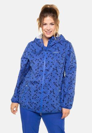 Waterproof jacket - mittelblau