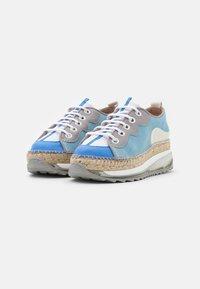 Gaimo - VIC - Chaussures à lacets - multicolor/azul - 2