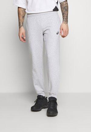SMALL LOGO PANT - Træningsbukser - mid grey heather