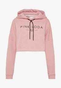 Pink Soda - PRIMROSE HOODIE - Jersey con capucha - soft pink - 4