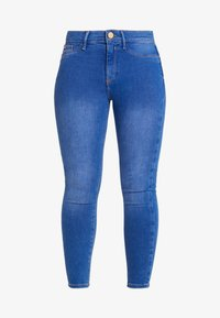 River Island Petite - MOLLY SLEIGH - Jeans Skinny Fit - mid auth - 4