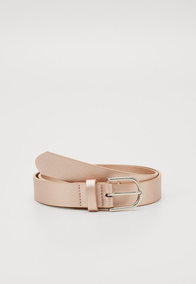 Belt - rose gold