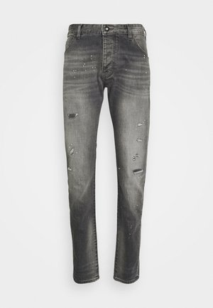 POCKETS PANT - Jeans fuselé - grey