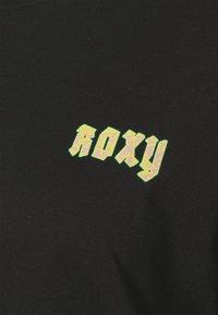 Roxy - MACRAME HOUR - Vestito di maglina - anthracite - 2