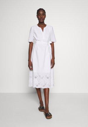 PIEN DRESS - Day dress - white