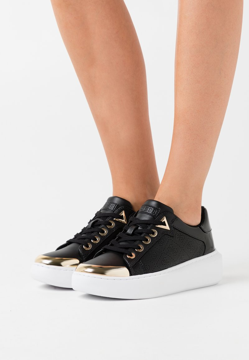 Guess - BRANDYN - Trainers - black