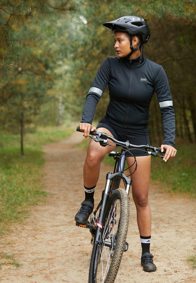 Vaude - WOMEN'S TVL PAVEI - Cyklistické boty - phantom black