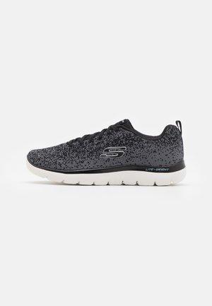 SUMMITS - Sneakers basse - black/white