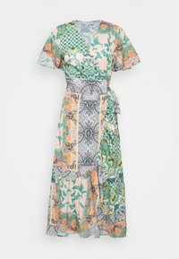 Never Fully Dressed - CORDELIA WRAP DRESS - Day dress - multi - 3