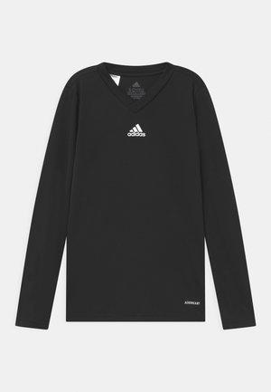 TEAM BASE UNISEX - Funktionsshirt - black