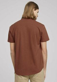 TOM TAILOR DENIM - Shirt - goji orange - 2