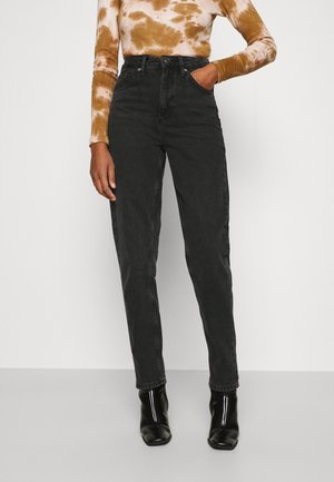 SUSTAINABLE MOM - Relaxed fit jeans - black