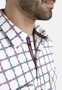 Jan Vanderstorm - LORIS - Shirt - weiß - 2