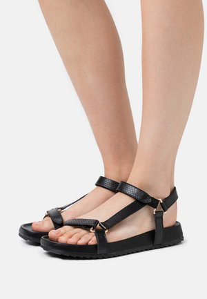 FEVER PRETTY SPORT  - Sandals - black