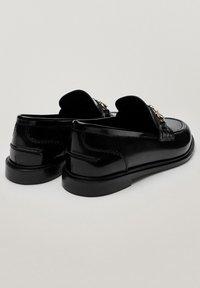 Massimo Dutti - Slip-ons - black - 3