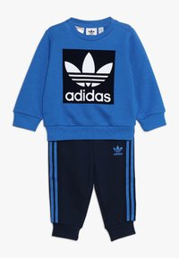 adidas Originals - CREW SET - Treningsdress - blue/collegiate navy/white - 0