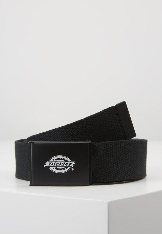 ORCUTTWEBBING BELT - Belt - black