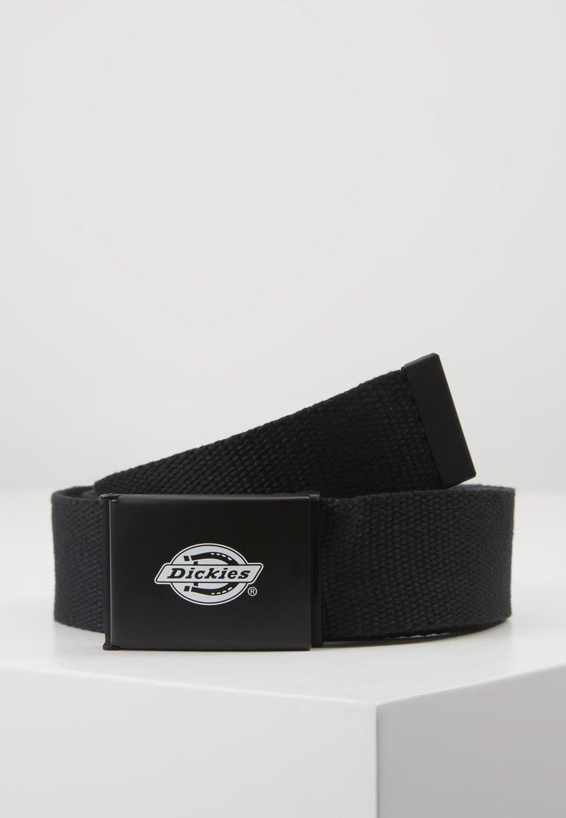 Dickies - ORCUTTWEBBING BELT UNISEX - Belt - black