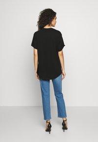 G-Star - LASH LOOSE - T-shirts - black - 2