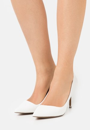 EMILIAA - Klassiske pumps - white