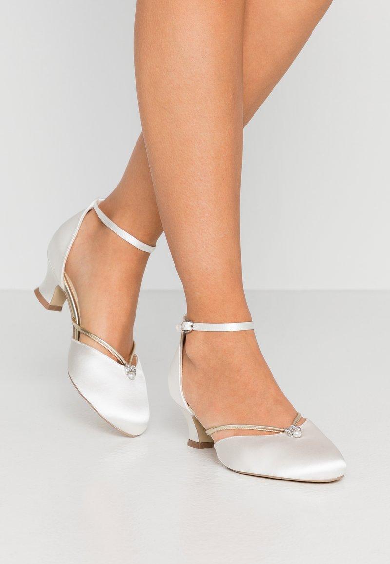 Paradox London Pink - ALIYA - Bridal shoes - ivory