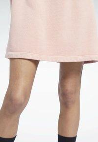Reebok Classic - Sukienka letnia - pink - 5