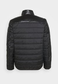 Calvin Klein - MULTI QUILT WADDED JACKET - Light jacket - black - 5
