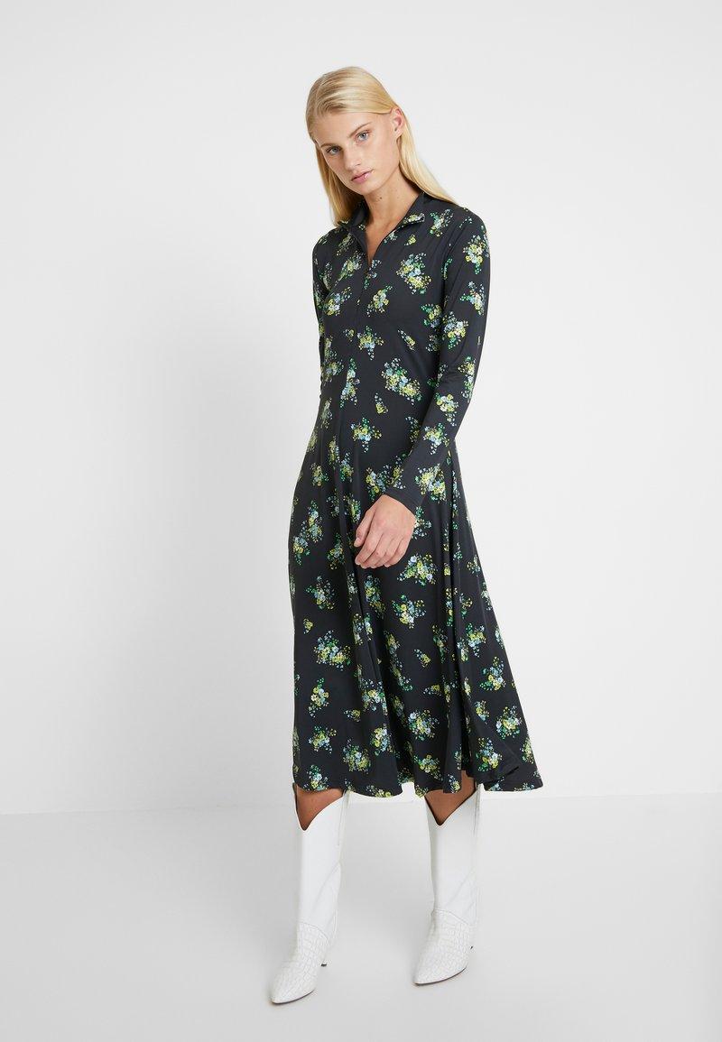 Résumé - SOFIE DRESS - Žerzejové šaty - black