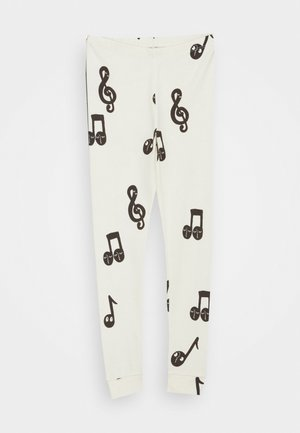 NOTES - Leggings - Trousers - off-white